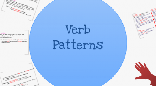 Tự học IELTS Grammar: Verb + verb patterns